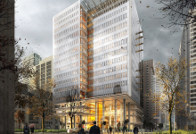 Contract awarded for Ontario courthouse P3