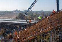 California rail projects speed up