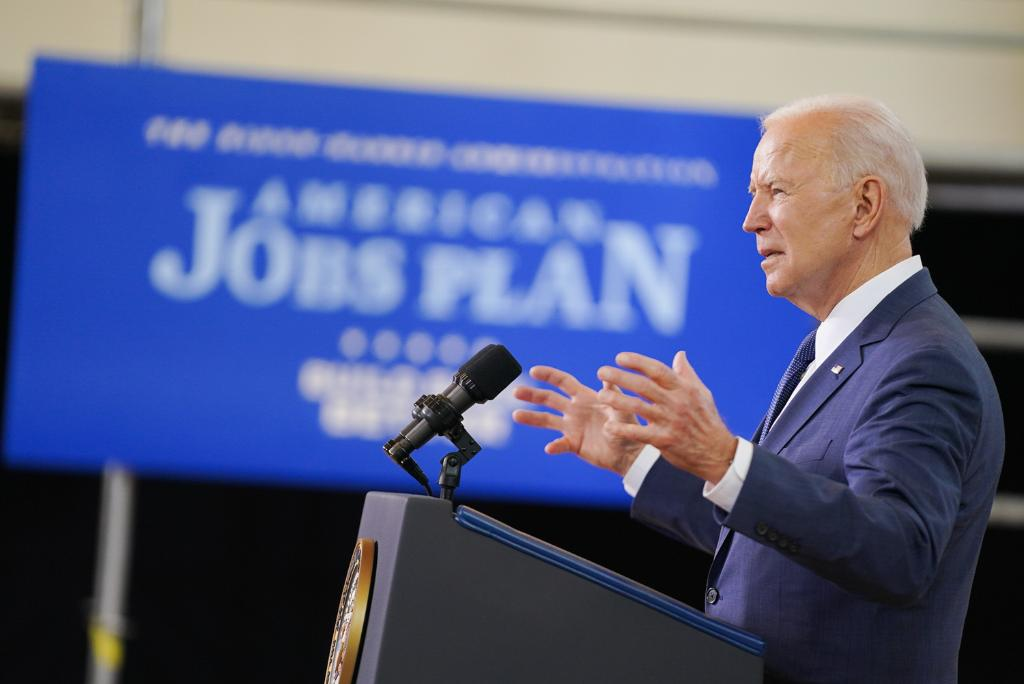 Industry enthusiastic on Biden plan