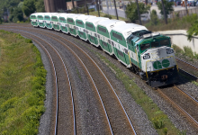 Five in for Ontario rail P3