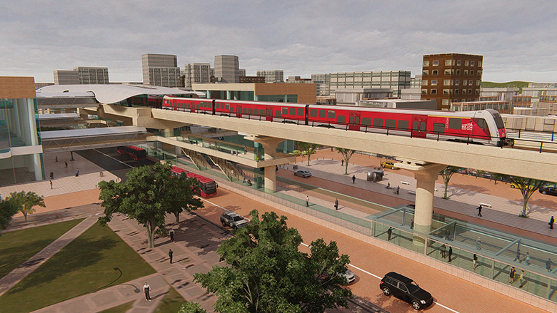Winner for USD4bn Bogota metro