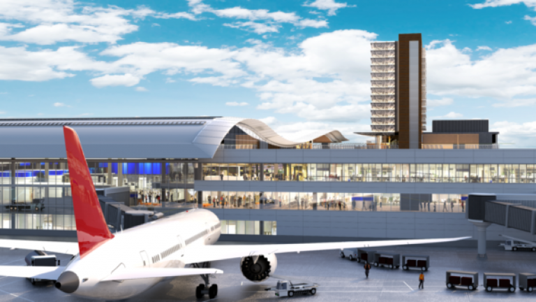 Shortlist for Tennessee airport P3