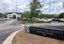 New Hanover County government center