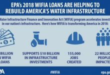 EPA selects projects for WIFIA
